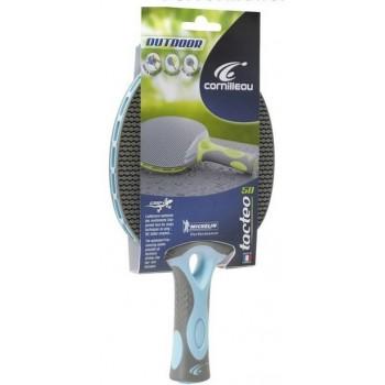 Ракетка для настільного тенісу Cornilleau  Tacteo 50 Outdoor Blue (3474)
