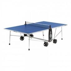Стол для настольного тенниса всепогодный CORNILLEAU 100 S Crossover Outdoor Blue (9984)