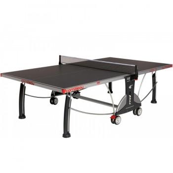 Стіл для настільного тенісу всепогодний CORNILLEAU 400 M Crossover Outdoor Gray (3465)