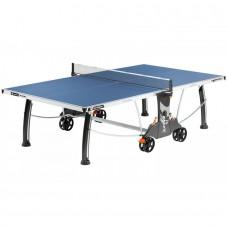 Стол для настольного тенниса всепогодный CORNILLEAU 400 M Crossover Outdoor Blue (3465)