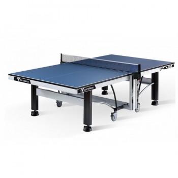 Стол для настольного тенниса профессиональный CORNILLEAU Competition 740 ITTF Blue (740P)
