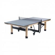 Стол для настольного тенниса профессиональный CORNILLEAU Competition 850 Wood ITTF Gray (850P)