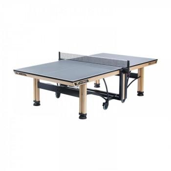 Стіл для настільного тенісу професійний CORNILLEAU Competition 850 Wood ITTF Gray (850P)