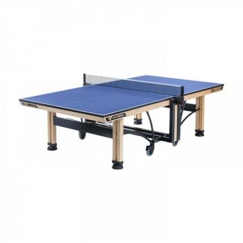 Стіл для настільного тенісу професійний CORNILLEAU Competition 850 Wood ITTF Blue (850P)