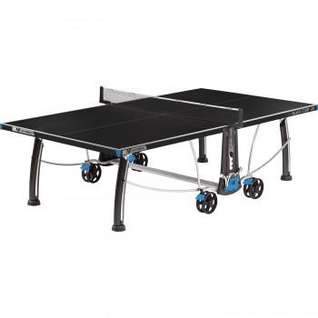 Стіл для настільного тенісу в закритих приміщеннях CORNILLEAU Black Code Outdoor BLACK/BLUE (2820)