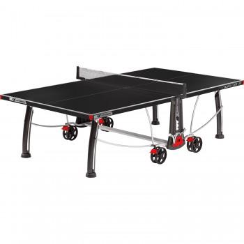Стіл для настільного тенісу в закритих приміщеннях CORNILLEAU Black Code Outdoor BLACK/RED (2820)