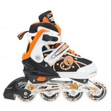 Роликові ковзани Nils Extreme NA1152A Size 35-38 Orange
