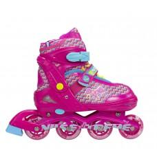 Роликові ковзани Nils Extreme NJ4613A Size 38-41 Pink