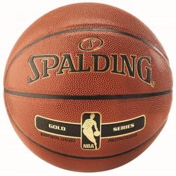 М'яч баскетбольний Spalding NBA Gold IN/OUT Size 7