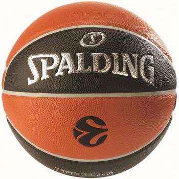 М'яч баскетбольний Spalding Euroleague TF-500 IN/OUT Size 7
