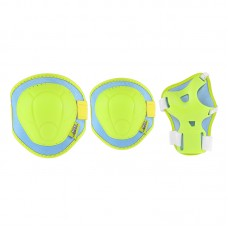 Комплект захисний Nils Extreme H106 Size M Green/Blue