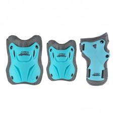 Комплект захисний Nils Extreme H407 Size XL Blue/Grey