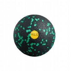 Масажний м'яч 4FIZJO EPP Ball 08 4FJ1233 Black/Green