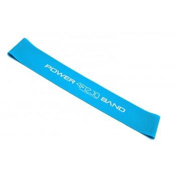 Резинка для фітнесу та спорту (стрічка-еспандер) 4FIZJO Mini Power Band 0.6 мм 1-5 кг 4FJ0010