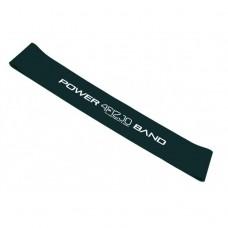 Резинка для фітнесу та спорту (стрічка-еспандер) 4FIZJO Mini Power Band 1.2 мм 15-20 кг 4FJ0013