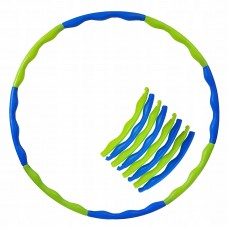 Обруч масажний Hula Hoop Sport Shiny 90 см SS66086-8