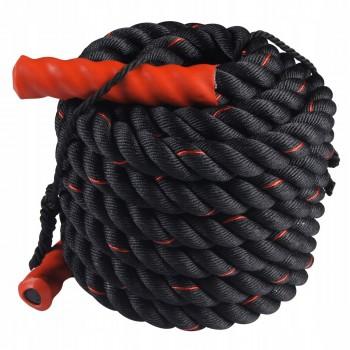 Канат для кросфіту SportVida Battle Rope 9 м SV-HK0172