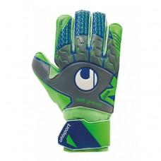 Воротарські рукавички Uhlsport Tensiongreen Soft Pro Size 7 Green/Blue