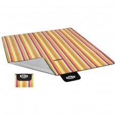 Коврик для пікніка складний Nils Camp NC2220-3 220 x 200 см