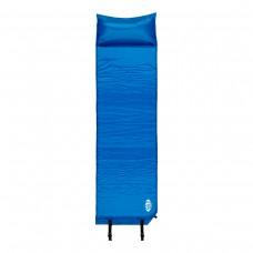 Самонадувний коврик Nils Camp NC4347 184.5 x 53 x 3 см Blue