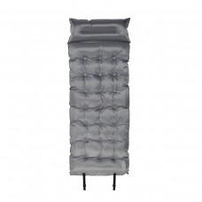 Самонадувний коврик Nils Camp NC4350 185 x 66 x 3 см Grey