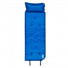 Самонадувний коврик Nils Camp NC4348 188 x 67.5 x 3 см Blue