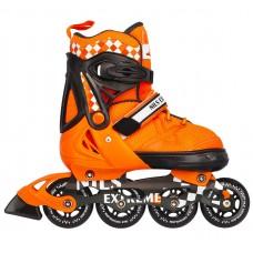 Роликові ковзани Nils Extreme NA13911A Size 39-42 Orange