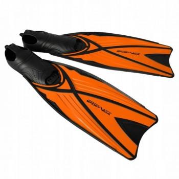 Ласти SportVida SV-DN0006-S Size 38-39 Black/Orange