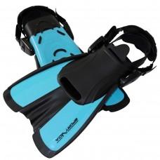 Ласти SportVida SV-DN0007JR-S Size 29-33 Black/Blue