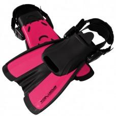 Ласти SportVida SV-DN0008JR-S Size 29-33 Black/Pink