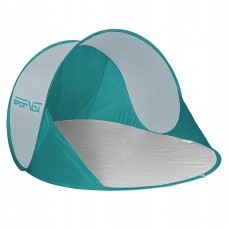 Пляжний тент SportVida 190 x 120 см SV-WS0005 Green/Grey