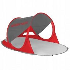 Пляжний тент SportVida 190 x 120 см SV-WS0009 Grey/Red