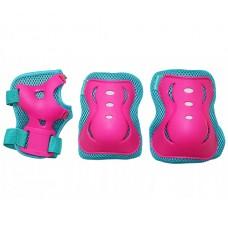 Комплект захисний SportVida SV-KY0002-L Size L Blue/Pink