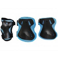 Комплект захисний SportVida SV-KY0005-M Size M Blue/Black