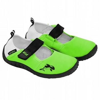 Взуття для пляжу і коралів (аквашузи) SportVida SV-DN0010-R28 Size 28 Green