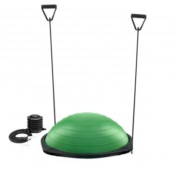 Балансувальна платформа 4FIZJO Bosu Ball 60 см 4FJ0037 Green