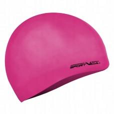 Шапочка для плавання SportVida SV-DN0018 Pink