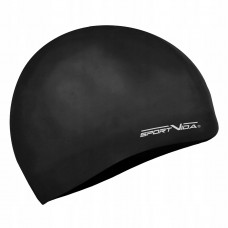 Шапочка для плавання SportVida SV-DN0018 Black