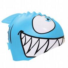 Шапочка для плавання дитяча SportVida SV-DN0017JR Blue