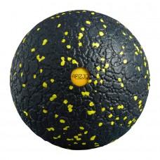 Масажний м'яч 4FIZJO EPP Ball 12 4FJ0057 Black/Yellow