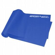 Стрічка-еспандер для спорту та реабілітації SportVida Flat Stretch Band 200 х 15 см 10-15 кг SV-HK0186