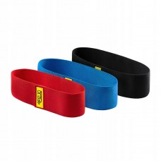 Резинка для фітнесу та спорту із тканини 4FIZJO Hip Band 3 шт 4FJ0068