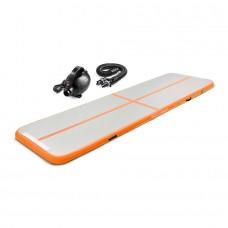 Мат гімнастичний надувний 4FIZJO Air Track Mat 500 x 100 x 10 cм 4FJ0095