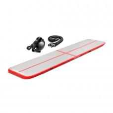 Мат гімнастичний надувний 4FIZJO Air Track Mat 600 x 100 x 10 cм 4FJ0096