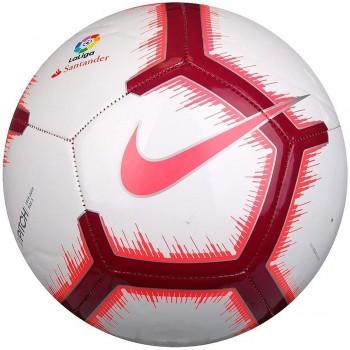 М'яч футбольний Nike La Liga Pitch SC3318-100 Size 5