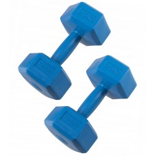 Гантелі Springos Hex 2 x 2.5 кг FA1033