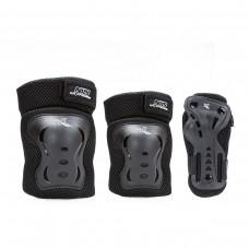 Комплект захисний Nils Extreme H706 Size L Black