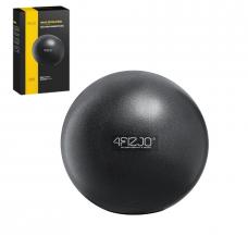 М'яч для пілатесу, йоги, реабілітації 4FIZJO 22 см 4FJ0139 Black