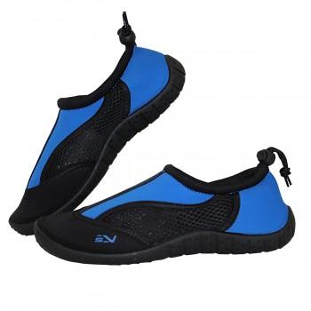 Взуття для пляжу і коралів (аквашузи) SportVida SV-GY0002-R39 Size 39 Black/Blue