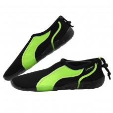Взуття для пляжу і коралів (аквашузи) SportVida SV-GY0004-R45 Size 45 Black/Green